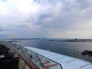 Im Hafen von Göteborg