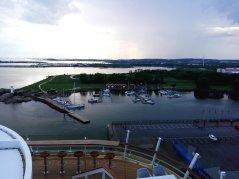 Yachthafen am Runes Fyr