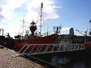 Lightship No. 29 Fladen