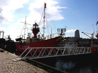 Lightship No. 29 Fladen