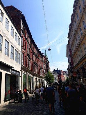 Kopenhagens Gassen