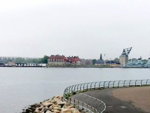 Marinestützpunkt in Kopenhagen
