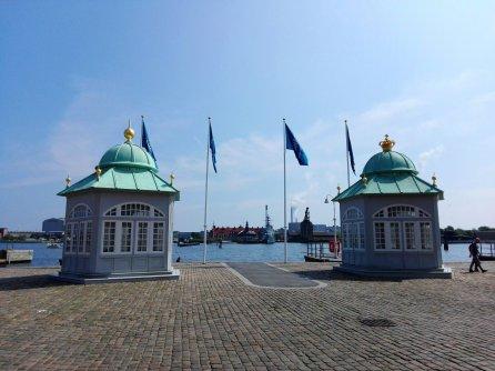 Royal Pavilions