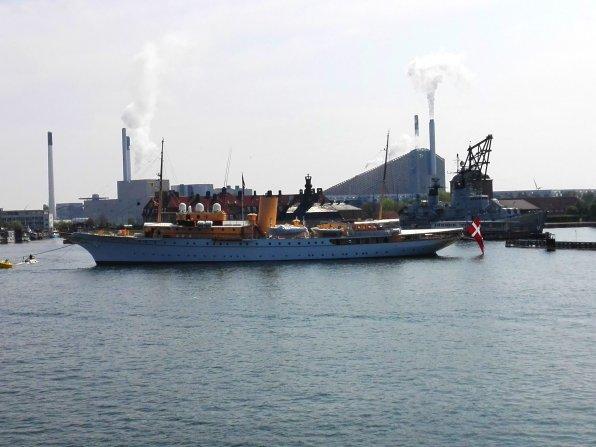Königsschiff Dannebrog