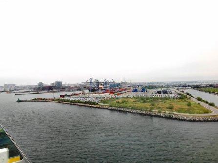 Industriehafen Kopenhagen