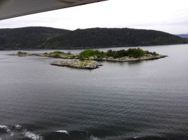 Inseln im Oslofjord