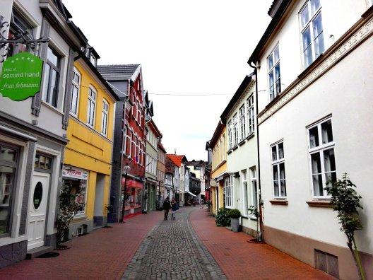 Fußgängerzone Eckernförde