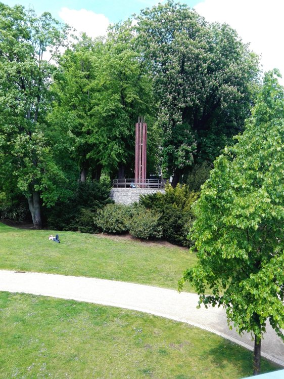 Langemarck Denkmal