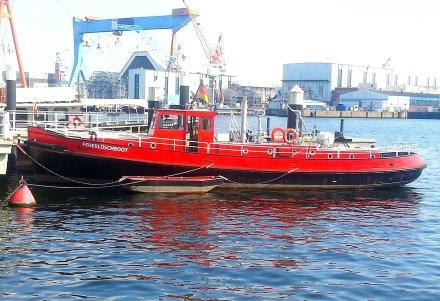 Feuerlöschboot Kiel